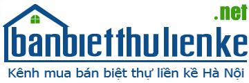 logo bán biệt thự liền kề Hà Nội