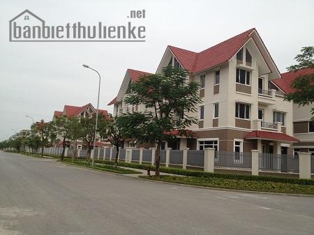 Bán biệt thự An Hưng Hà Đông 300m2 ĐB giá 18tỷ