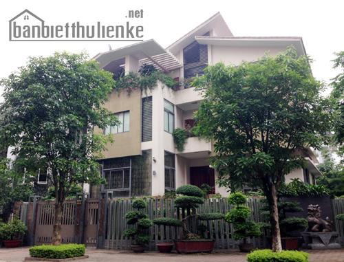 Bán biệt thự bộ trưởng Phùng Khoang Trung văn 200m2 TN giá 23tỷ