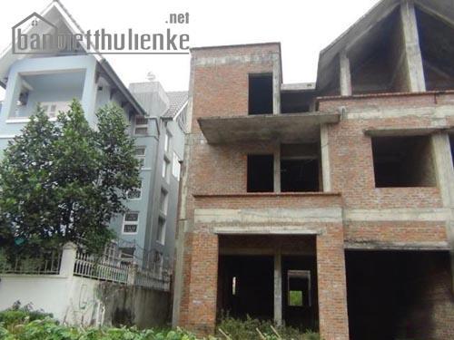 Bán biệt thự BT8 Việt Hưng 166m2 TN giá 8,5tỷ