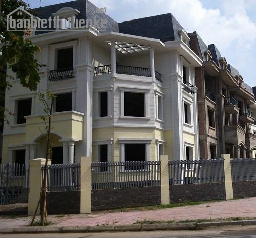 Bán biệt thự Cổ Nhuế Nam Cường 205m2 TB và TN 45Tỷ