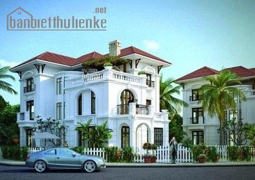 Bán biệt thự Embassy Garden khu Tây Hồ Tây 226m2 TB giá 115tr/m
