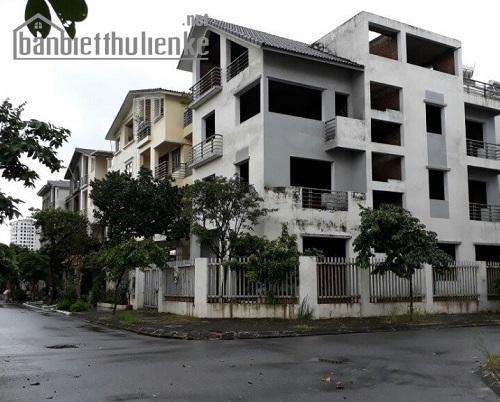 Bán biệt thự HH4 Việt Hưng 234m2 lô góc giá 12,5tỷ