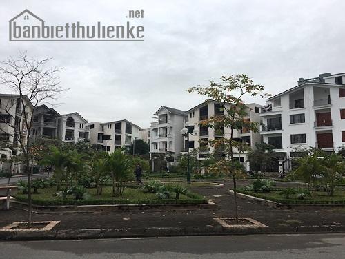 Bán biệt thự HH4 Việt Hưng 234m2 lô góc hoàn thiện giá 18tỷ