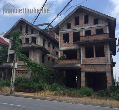 Bán biệt thự mặt đường Huỳnh Văn Nghệ 250m2 TB giá 30tỷ