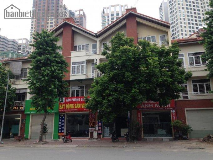 Bán biệt thự mặt phố Mỗ Lao, Làng Việt Kiều Châu Âu 162m2 giá 27tỷ
