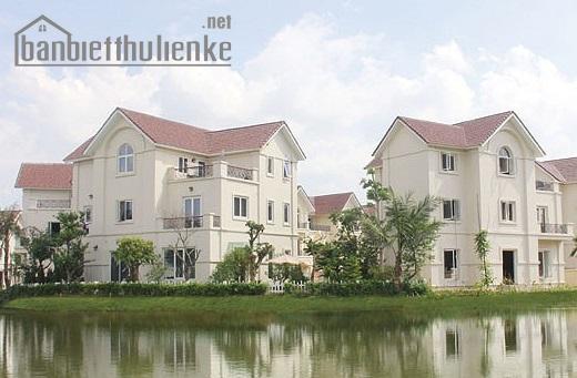 Bán biệt thự N05 Sài Đồng 230m2 ĐN view hồ giá 19tỷ