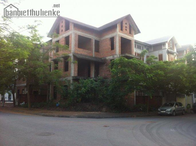 Bán biệt thự N06 Sài Đồng 265m2 view hồ giá 27tỷ