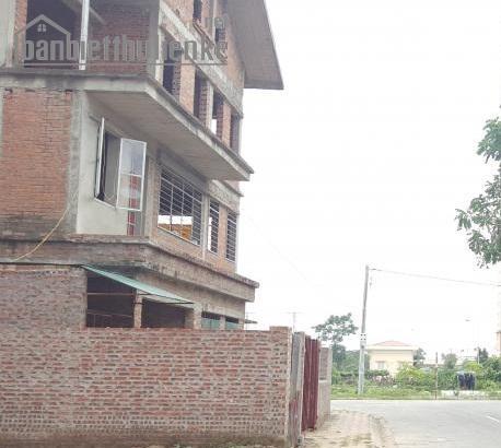 Bán biệt thự N09 Sài Đồng 245m2 TB-TN giá 17,8tỷ
