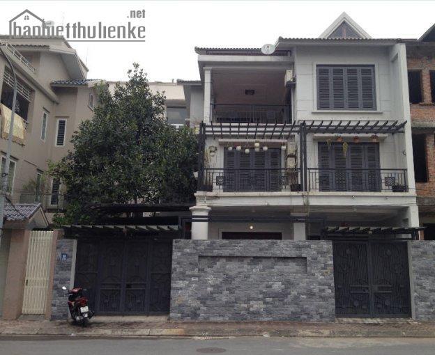 Bán biệt thự NO1 Sài Đồng 265m2 ĐN giá 17tỷ
