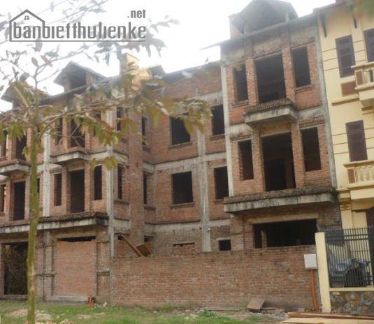 Bán biệt thự No2 Sài Đồng 153m2 TN giá 15tỷ
