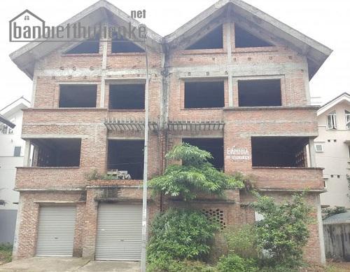 Bán biệt thự No8 Sài Đồng 300m2 giá 23tỷ