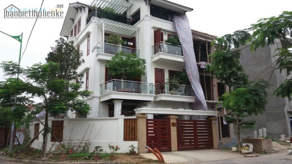Bán biệt thự Phùng Khoang cđt Nam Cường 210m2 TN & ĐN giá 23tỷ