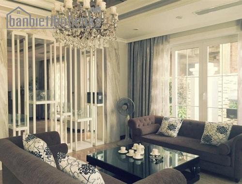 Bán biệt thự Sài Đồng 198m2 MT:11m hoàn thiện giá 14tỷ