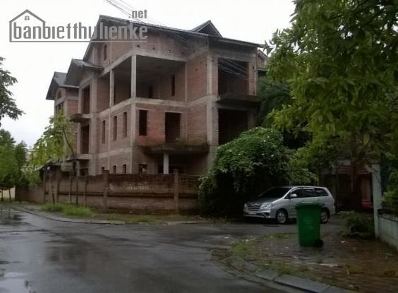 Bán biệt thự Sài Đồng 199m2 MT:11m ĐB giá 12tỷ