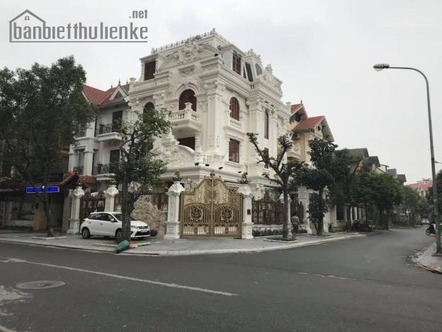 Bán biệt thự Sài Đồng 409m2 lô góc giá 41tỷ