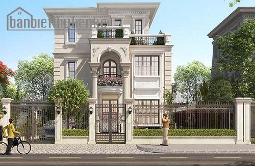 Bán biệt thự Splendora Bắc An Khánh 270m2 giá 16,5tỷ