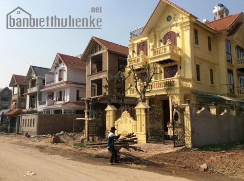 Bán biệt thự Tây Nam Linh Đàm 200m2 TB giá 12,6tỷ