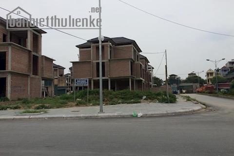 Bán biệt thự Thành Phố Giao Lưu 303m2 view hồ ĐN giá 43,5tỷ
