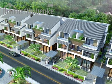 Bán biệt thự Tràng An Complex - Phùng Chí Kiên 230m2 giá 25,6tỷ