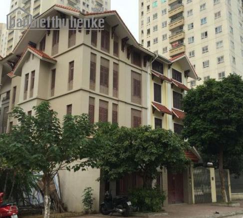 Bán biệt thự Vimeco Nguyễn Chánh 139m2 TB giá 32tỷ