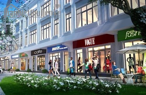 Bán liền kề shophouse Vinhomes Gardenia 93m2 MT:6m giá 13,5tỷ