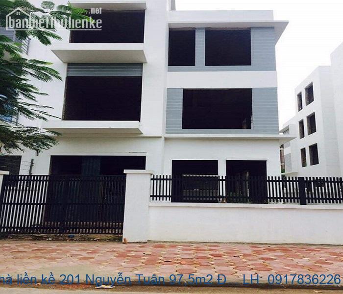 Bán nhà liền kề 201 Nguyễn Tuân 97,5m2 ĐN giá 20tỷ