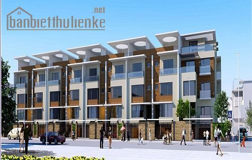 Bán nhà liền kề 82 Nguyễn Tuân 91m2 MT:6m giá 13,6tỷ