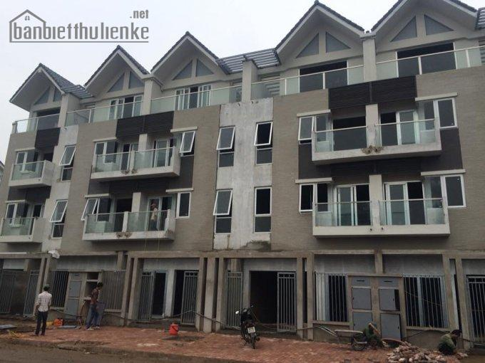 Bán nhà liền kề A10 Nam Trung Yên 75m2x4T MT:6m TN giá 13tỷ