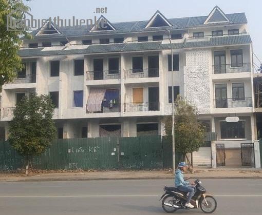 Bán nhà liền kề C9 Nam Trung Yên, Hdihomes Vũ Phạm Hàm 135m2 giá 33tỷ