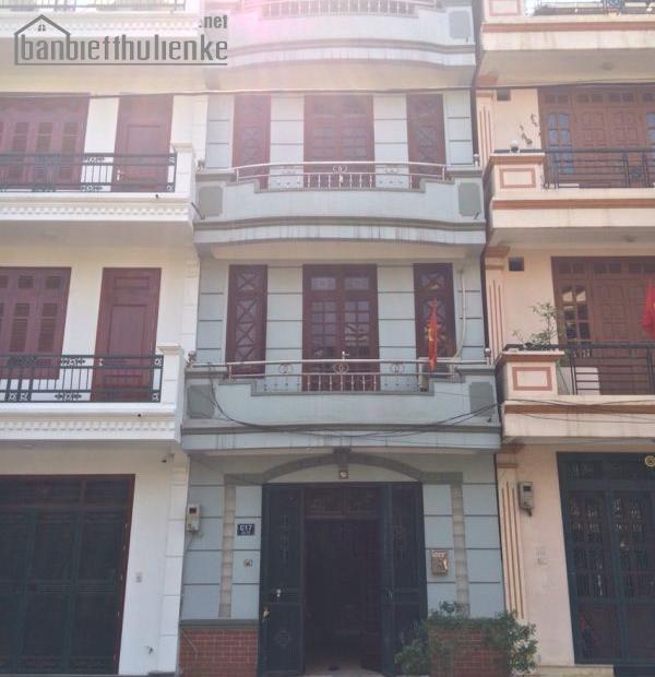 Bán nhà liền kề M2 Yên Hòa 75m2 MT:4,5m ĐN giá 16tỷ