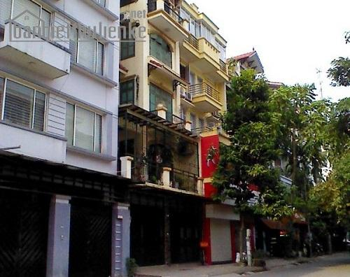 Bán nhà liền kề Nguyễn Thị Thập 82m2x5T MT:7m ĐN giá 24tỷ