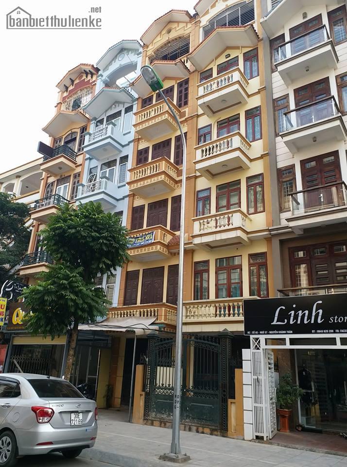 Bán nhà liền kề Trung Yên 120m2 MT:5,3m ĐN giá 22tỷ