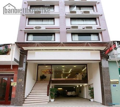 Bán nhà liền kề Trung Yên 190m2x5T MT:8m làm khách sạn giá 36tỷ