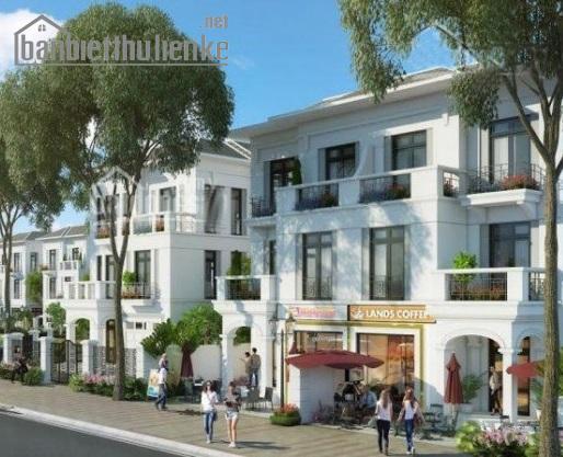 Bán shophouse mặt phố Huỳnh Văn Nghệ 350m2 giá 42tỷ