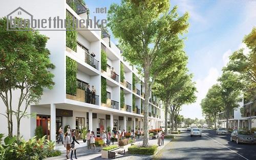 Bán shophouse Vinhomes Thăng Long 90m2 TN giá 7 tỷ