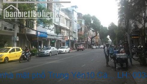 Chính chủ bán nhà mặt phố Trung Yên10 Cầu Giấy 105m2 giá 25 tỷ