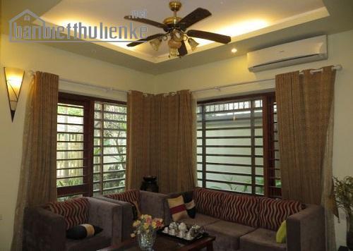 Cho thuê biệt thự BT6 Việt Hưng 200m2 full nội thất