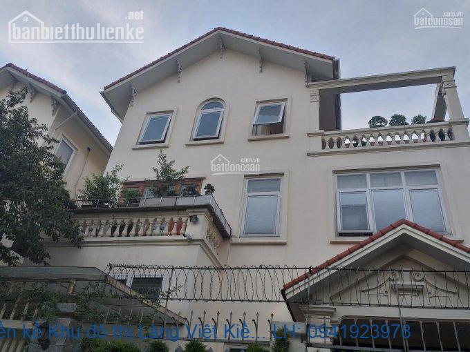 Nhà Liền kề Khu đô thị Làng Việt Kiều Châu Âu, Diện tích: 76.5m2, mặt